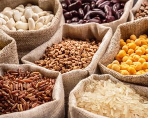 Бакалея(Зерновые/бобовые/семена)